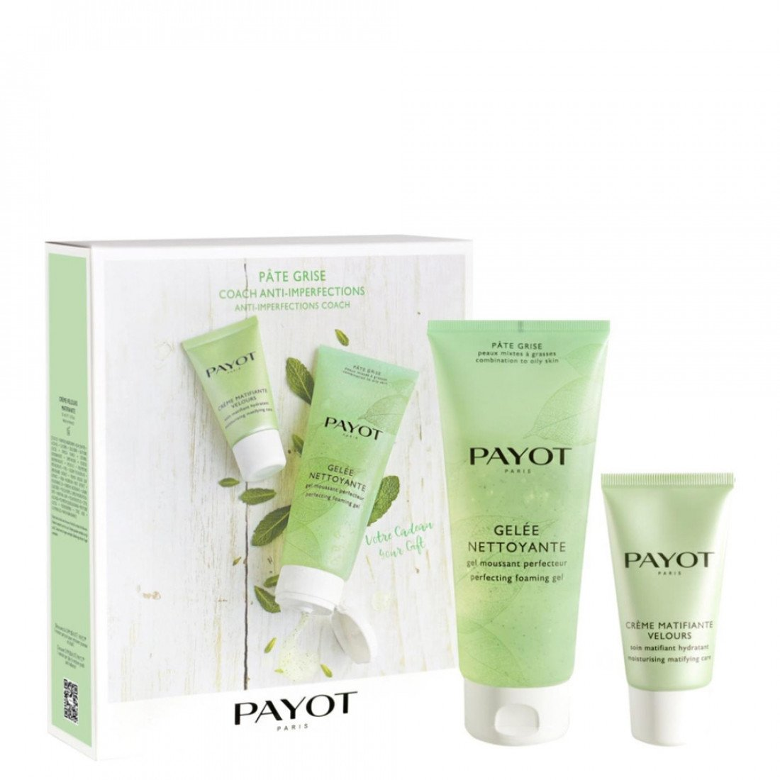 Payot set Pate Grise